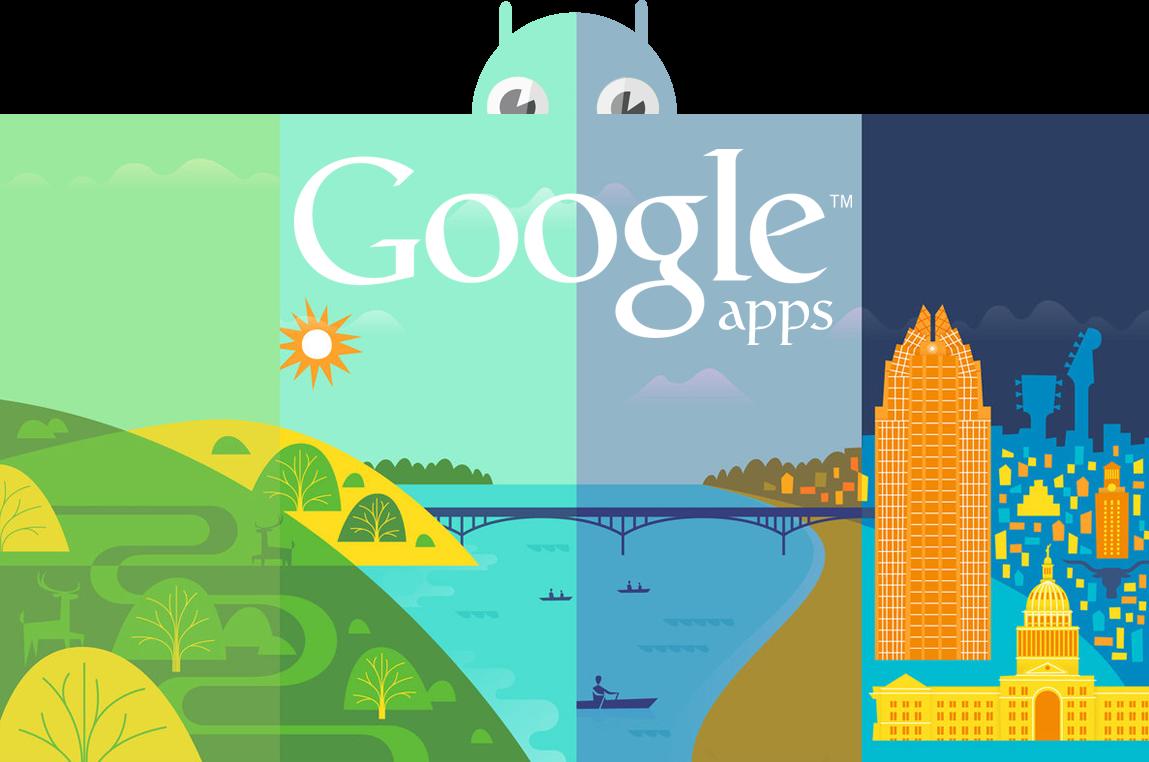 [NON MIS À JOUR][GOOGLE APPS PACKAGES] Centralisation des packages d'applications Google | GApps 14260245766138
