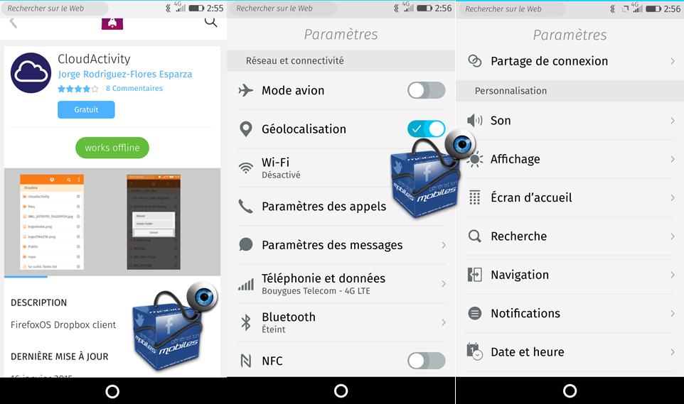 [FIREFOX OS NIGHTLY NEXUS 5] Firefox OS pour Nexus 5 Hammerhead 14333245769697