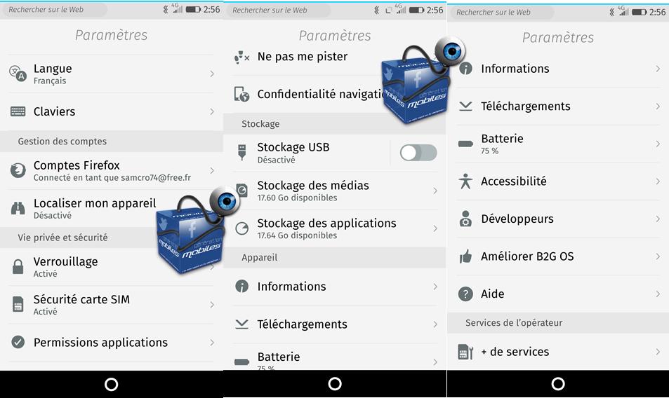 [FIREFOX OS NIGHTLY NEXUS 5] Firefox OS pour Nexus 5 Hammerhead 14333245769740