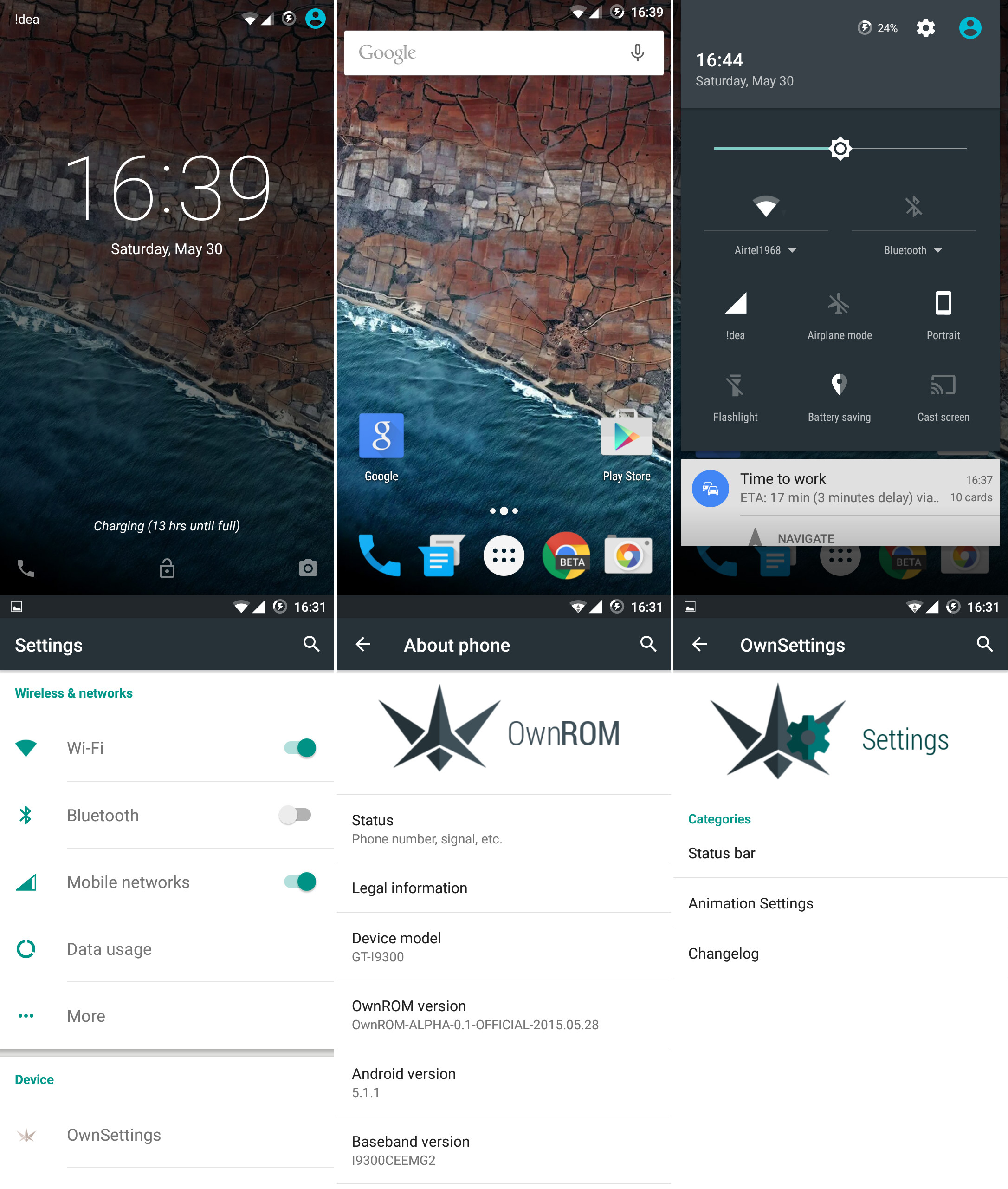 [Team-Radium Nexus 5] ROM Custom 5.1.1_r13 Team-Radium (SlimPIE) 14346245768604