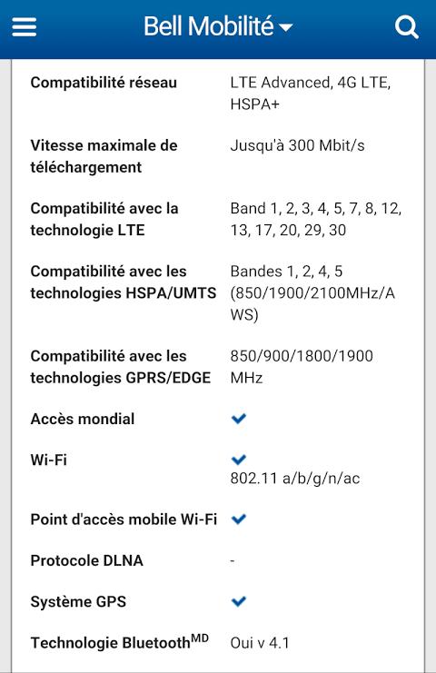[DOSSIER] Explications sur les fréquences réseau et la compatibilité 4G LTE des téléphones importés 144012351764641