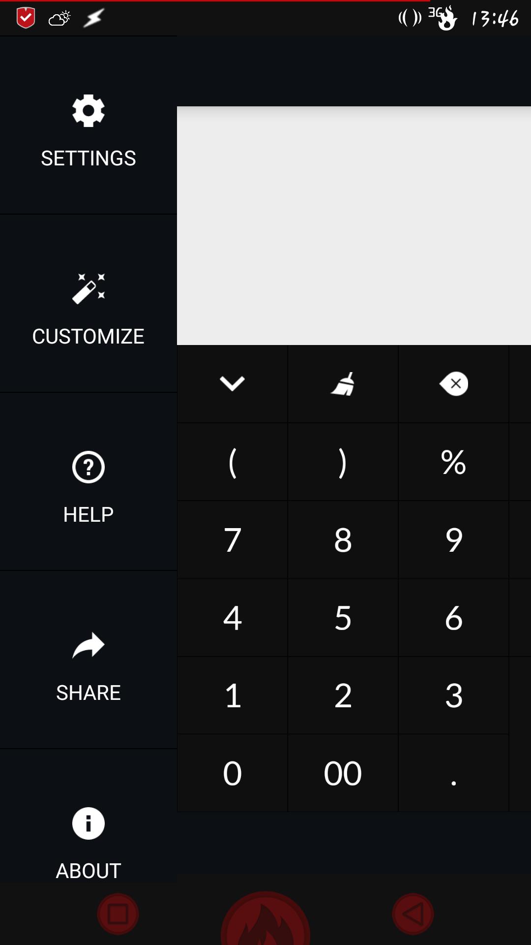 [APPLICATION ANDROID - CALC+] Une calculatrice différente avec plus de 15 thèmes [Gratuit] 144342351761117