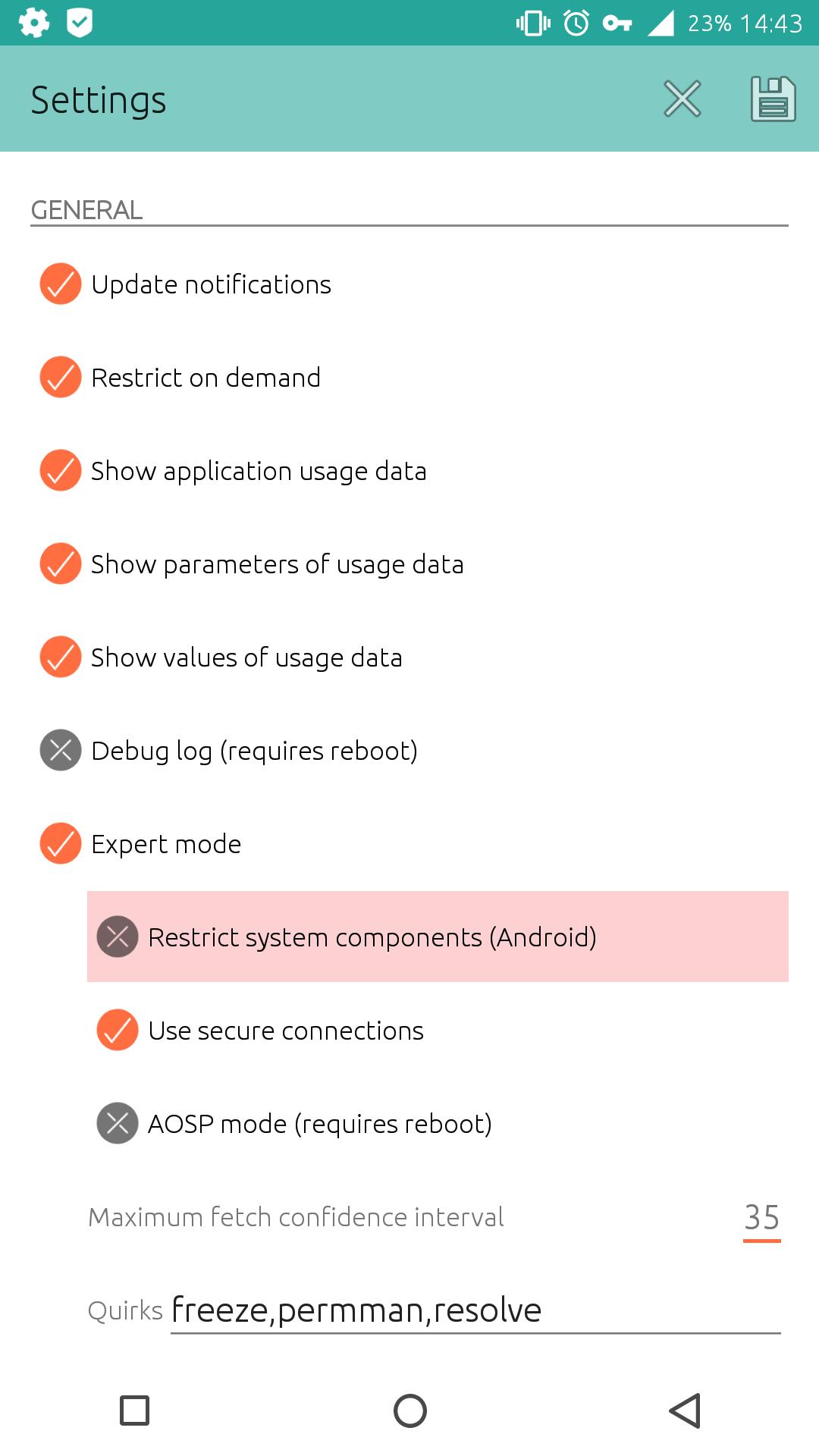 [PARTAGE] Partage configuration Nexus 5 : ROM, apps, paramètres,... - Page 2 146422351768366