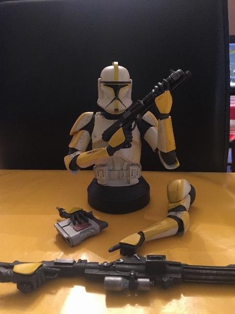 Vente de Dark Vador : buste GG SW, Hot Toys, PF etc... 1517525997301930803