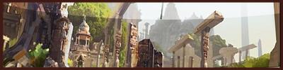 Memoriam, la cité en ruine