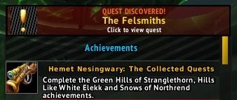 Eska Quest Tracker - Addons - World of Warcraft - CurseForge