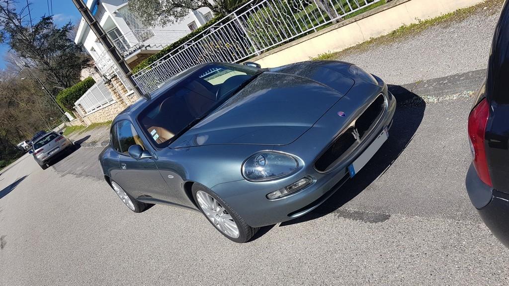 Salutations et questions sur achat 4200 GT  1522596259584444776