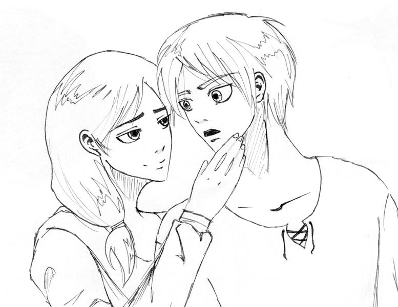 Carla et Eren