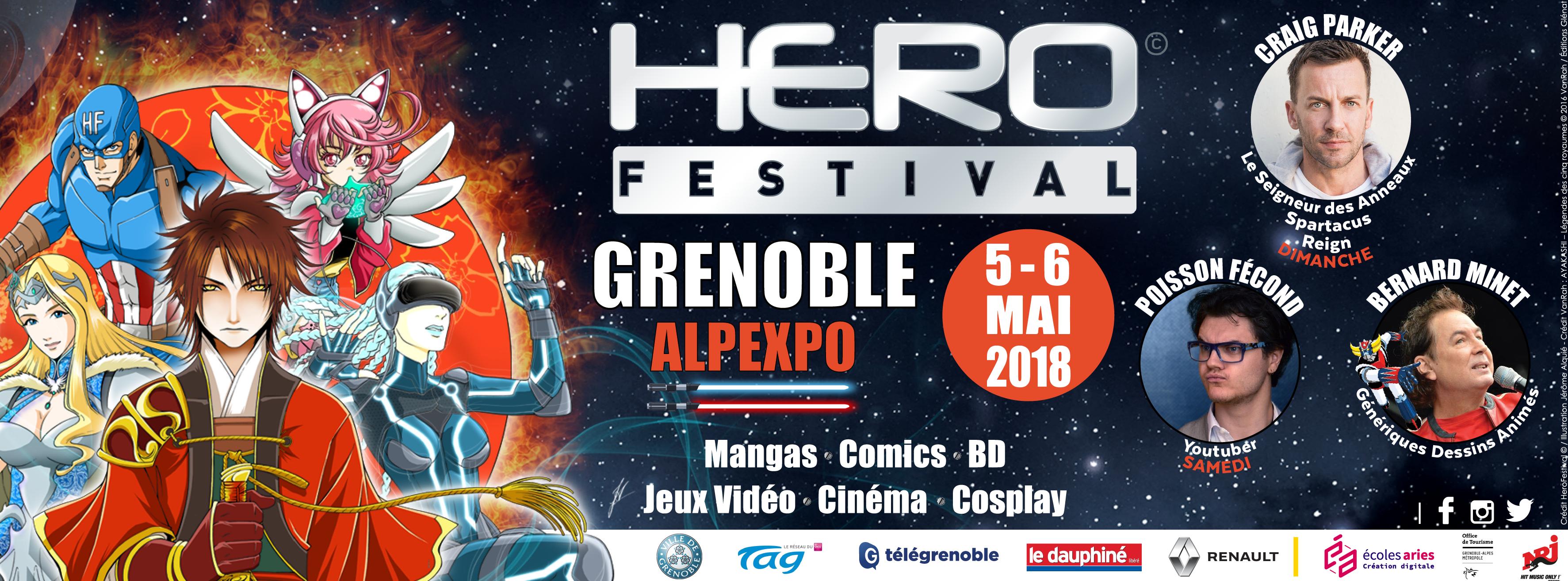 Hero Festival à Grenoble  15248535542007115855