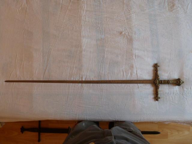 Armes blanches (épées - Vengeur 1870 ...) 1526461155168888620