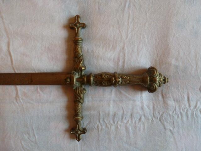 Armes blanches (épées - Vengeur 1870 ...) 15264611851209782054