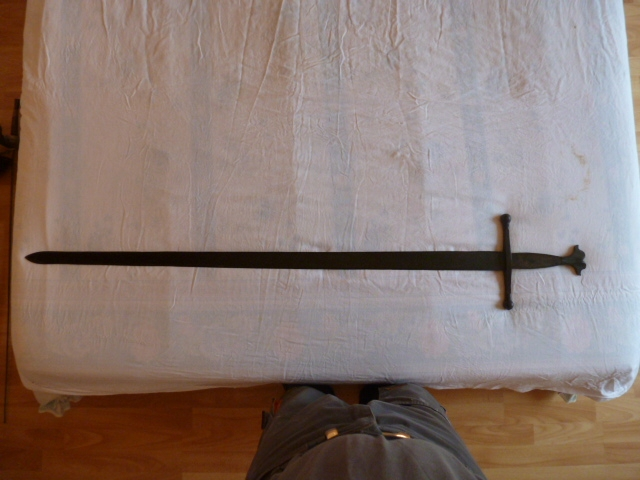 Armes blanches (épées - Vengeur 1870 ...) 1526461267325997736