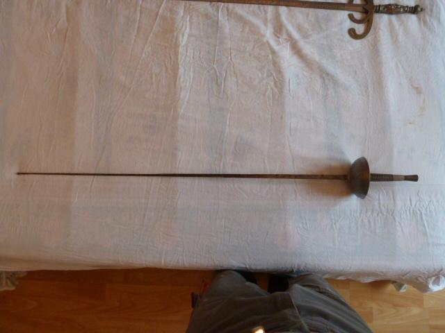 Armes blanches (épées - Vengeur 1870 ...) 1526461739790443927