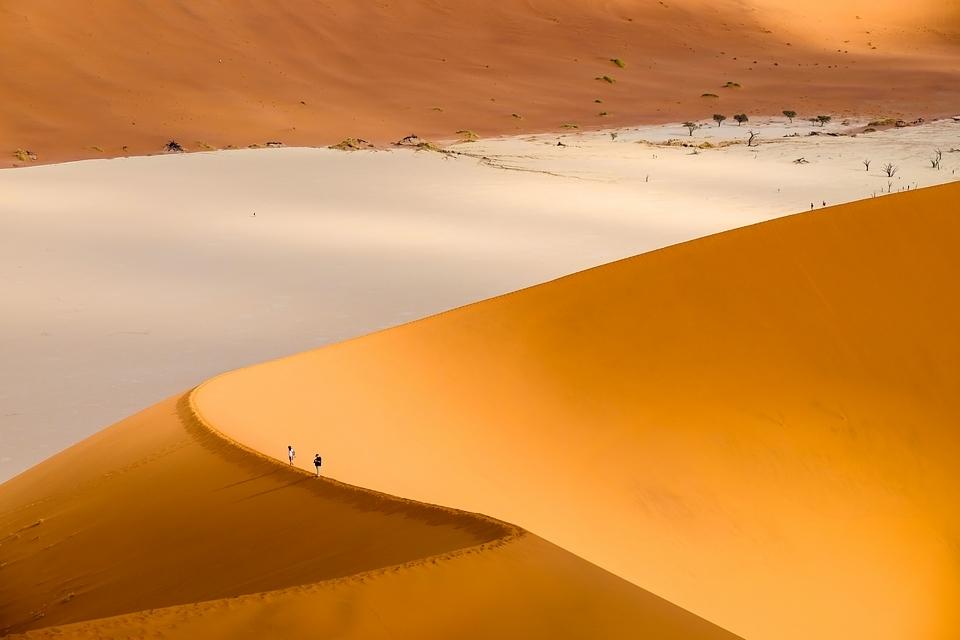 Sossusvlei ... les dunes de Namibie 1526505744602801080