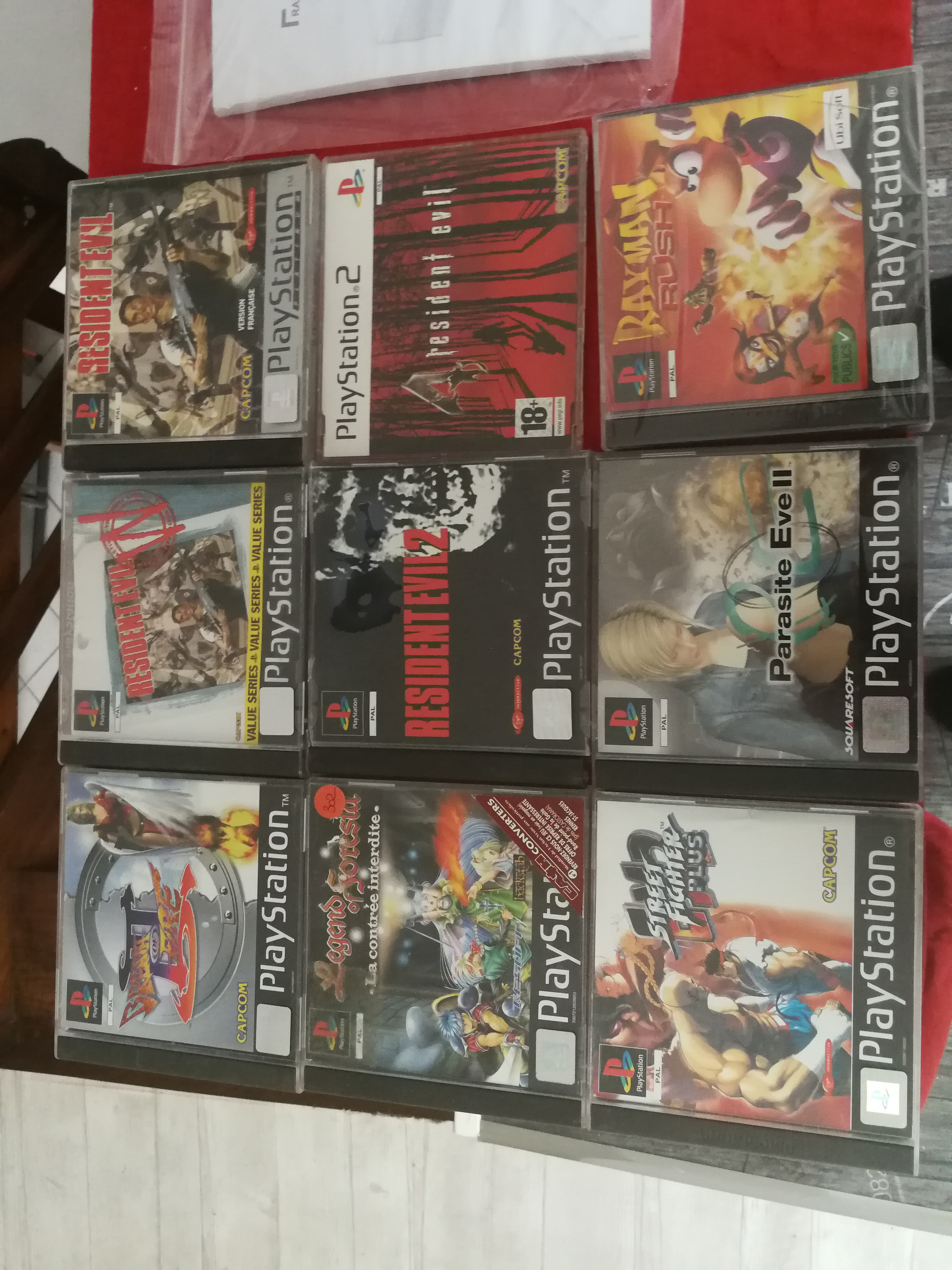 Vends ps1, ps2, bluray, bouquins... 1527410798338233270