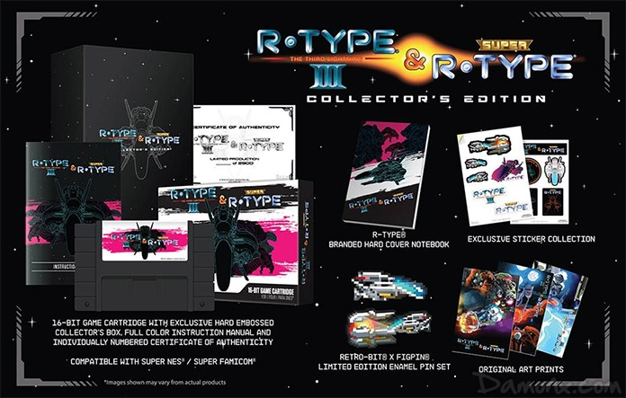 [PRECO][COLLECTOR] Holy Diver NES / R-Type III & Super R-type SNES 15274926981184936012