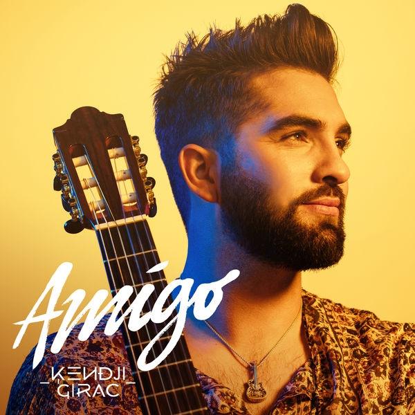 Kendji Girac – Amigo Album Complet (2018) | MP3 - 320Kps